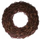Wreath Coco, diameter 70cm, natural